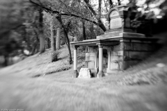 Elmwood Cemetery - Fisher, Hodgson Mausoleum